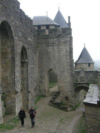 Reymar Playa: юг Франции,Carcassonne