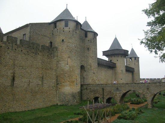 Reymar Playa: юг Франции,крепость Carcassonne