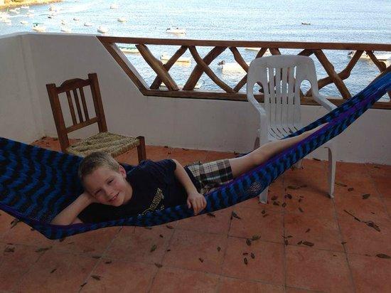 MiraMar Yelapa: ah, the hammock