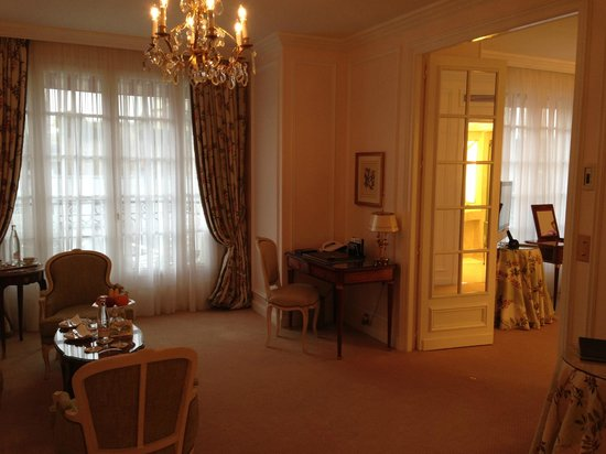 Le Bristol Paris: junior suite
