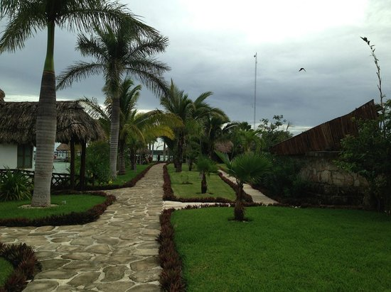Centro Holistico Akalki: Very clean grounds