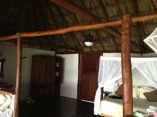 Centro Holistico Akalki: Inside our room