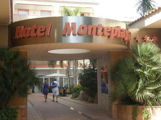 Reymar Playa: отель
