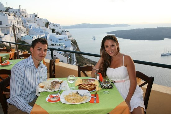 Remvi Restaurant : Amazing View