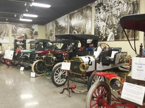 Model T Ford Museum: Model T Museum