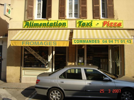 taxi pizza alimentation le lavandou restaurant avis num ro de t l phone photos tripadvisor. Black Bedroom Furniture Sets. Home Design Ideas