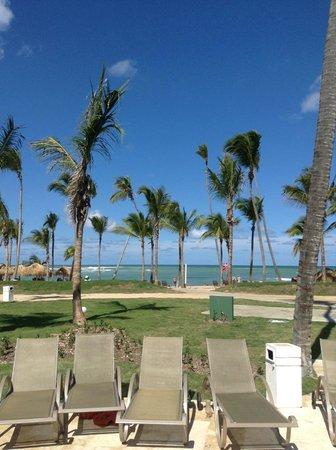 Breathless Punta Cana Resort & Spa: beach view