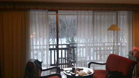 Hakuba Tokyu Hotel: ツインルーム