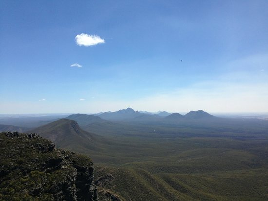 Bluff Knoll: View from the top