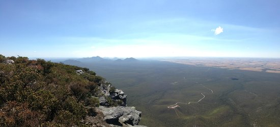 Bluff Knoll: View from the top2