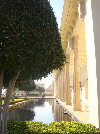 The Oberoi Udaivilas: Hotel