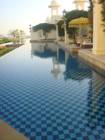 The Oberoi Udaivilas: Rooms