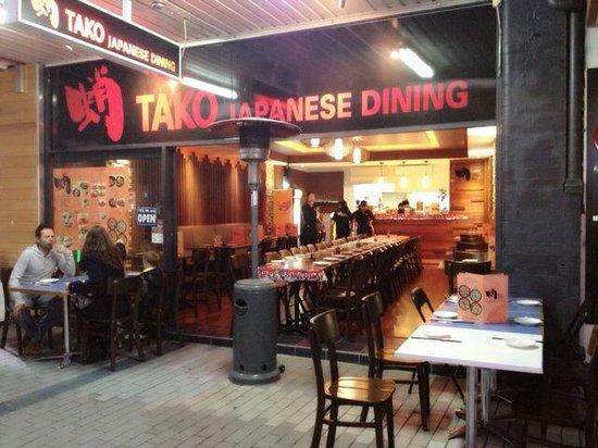 Tako Japanese Dining: Tako