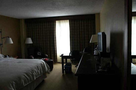 Sheraton Atlanta Perimeter North: room
