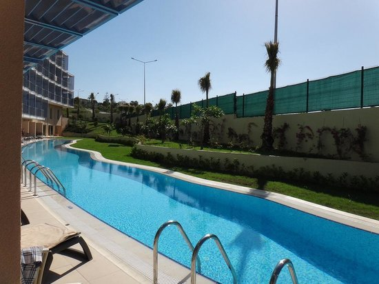 Barut Sensimar Andiz: Swim up værelse