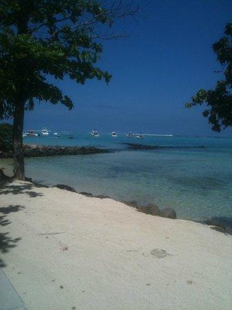 Paradis Beachcomber Golf Resort & Spa : le lagon