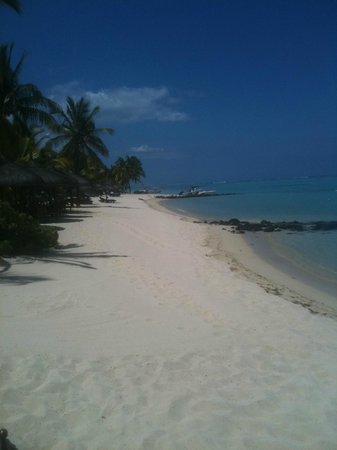 Paradis Beachcomber Golf Resort & Spa : la plage