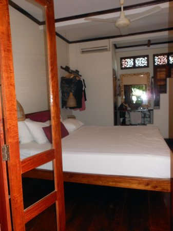 Lotus Villa Boutique Hotel: Our room
