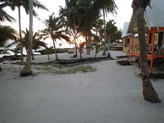 Sa'Moana Resort: the resort