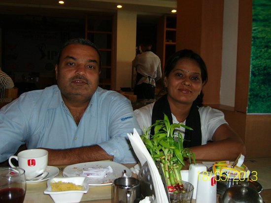 Lords Plaza Ankleshwar: fresh and mouth watering breakfast