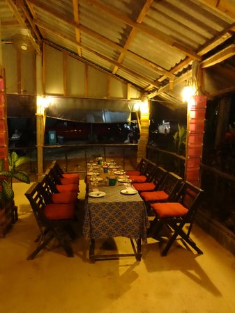Kantiang Restaurant: Im Restaurant