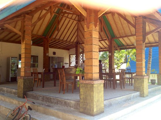 Gilinta Villa : Breakfast area