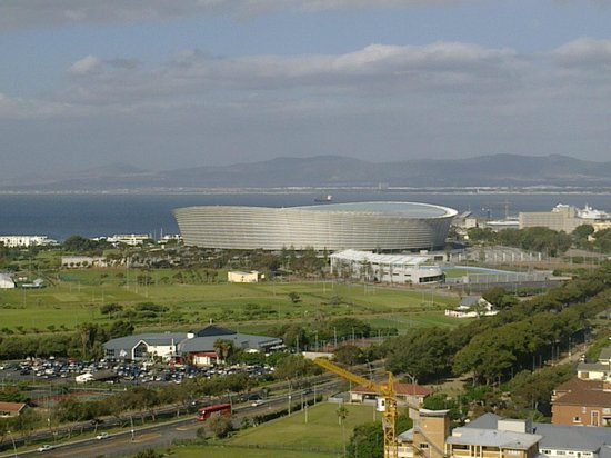 The Ritz Cape Town: football stadium