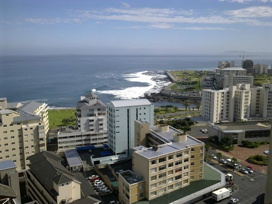 Cape Town Ritz Hotel: waterfront