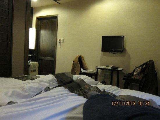 Kyomachiya Ryokan Sakura Honganji: Western Style Bedroom