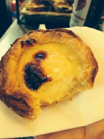 Comme A Lisbonne : Pastel de nata
