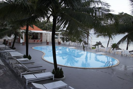 Thien Thanh Resort: Swimming pool