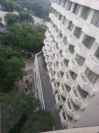 Dorsett Grand Subang: View from room