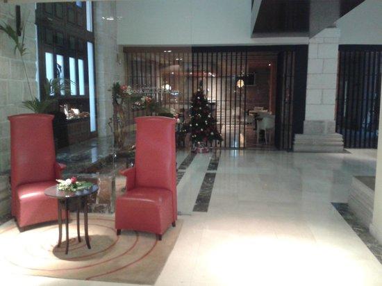 Hotel Rice Palacio de los Blasones: Recepción