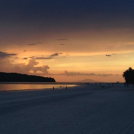 Casa del Mar, Langkawi: Sunset from Casa Del Mar