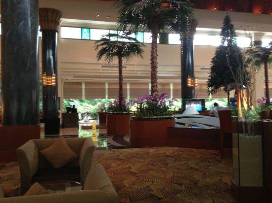 Sama-Sama Hotel KL International Airport: Lobby