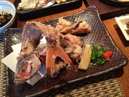 Shima gohan : Fish