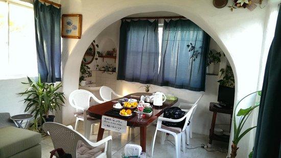 Pension Italiana 2: dinning room