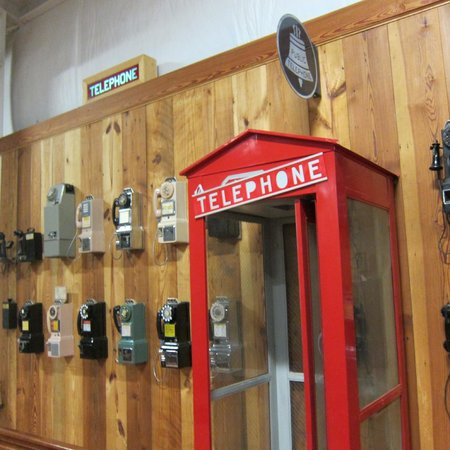 ‪Georgia Rural Telephone Museum‬