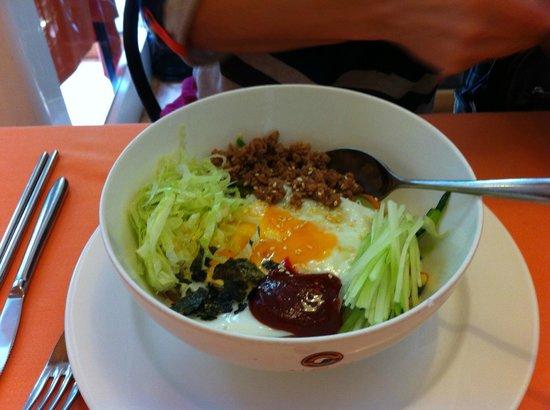 Restaurante Seoul: Posiblemente el mejor bibimbap de Barcelona