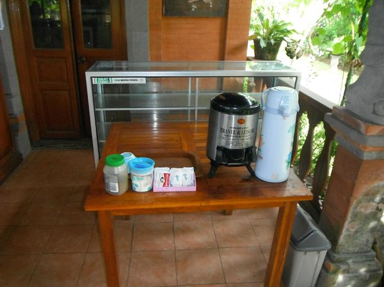 Panorama Cottages 2: Das Frühstücksbüffet