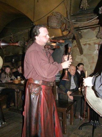 U Pavouka : Музыканты на средневековый лад