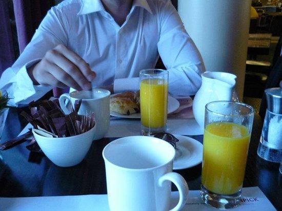 Movenpick Hotel & Casino Geneva: Petit déjeuner