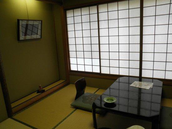 Ryokufuso: My room - daytime