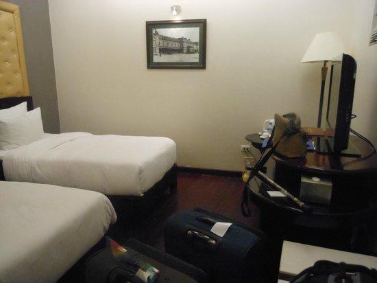 Hanoi Medallion Hotel: Twin Room