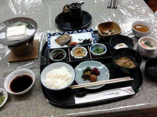 Ryokufuso: another fabulous breakfast