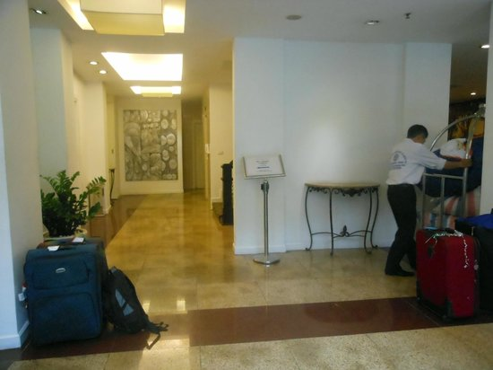 Hanoi Medallion Hotel : Hotel
