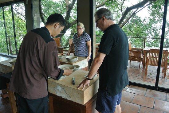 Paresa Resort Phuket: Cooking workshop