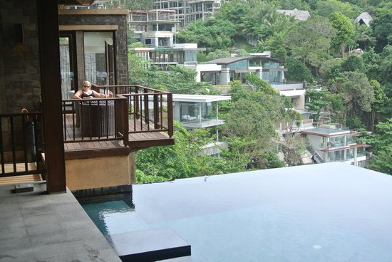 Paresa Resort Phuket : Cliff 303
