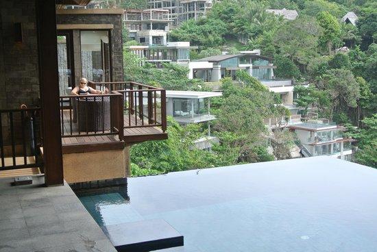 Paresa Resort Phuket: Cliff 303