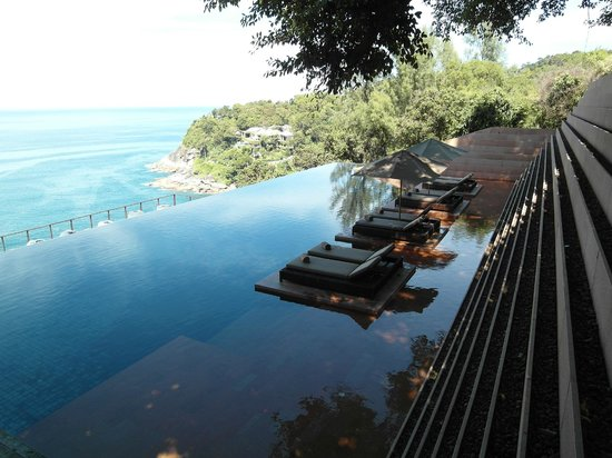 Paresa Resort Phuket : Infinity Pool